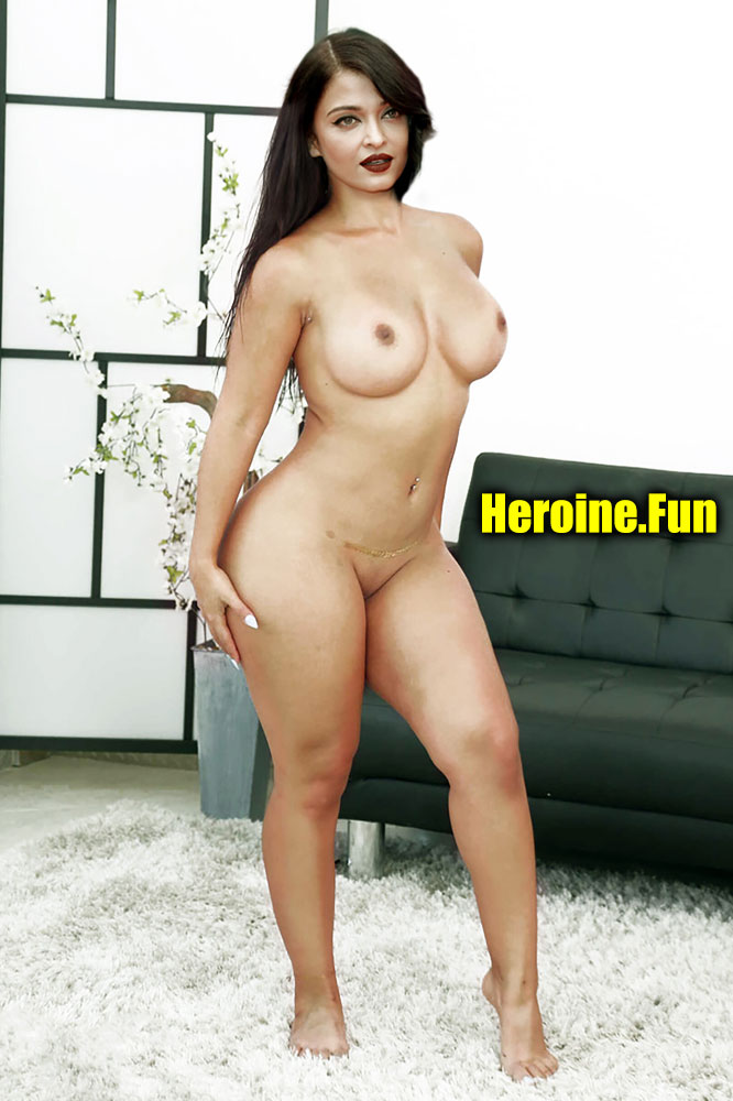 Aishwarya Rai Bachchan naked busty mom without dress full nude body pic