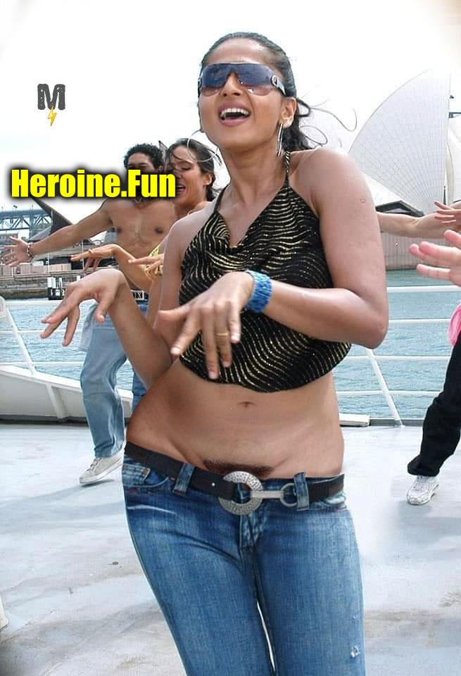 Anushka Shetty hairy pussy slip xxx song shooting