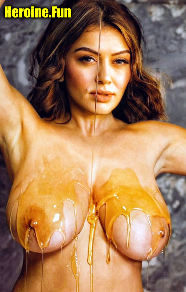 Hot Hansika Naked Boobs Honey tweet leak