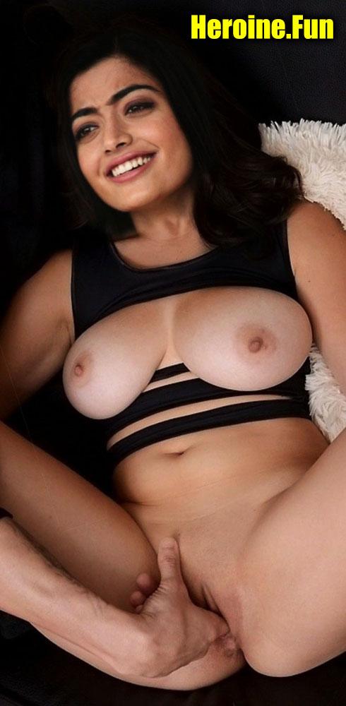 Hot boobs Rashmika nude pussy fingering tweet
