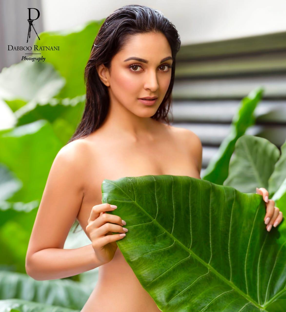 Kiara Advani Nude photo shoot