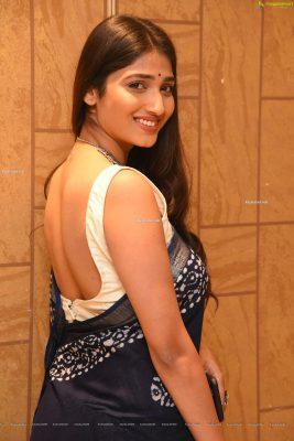 Priya Vadlamani Bare Back