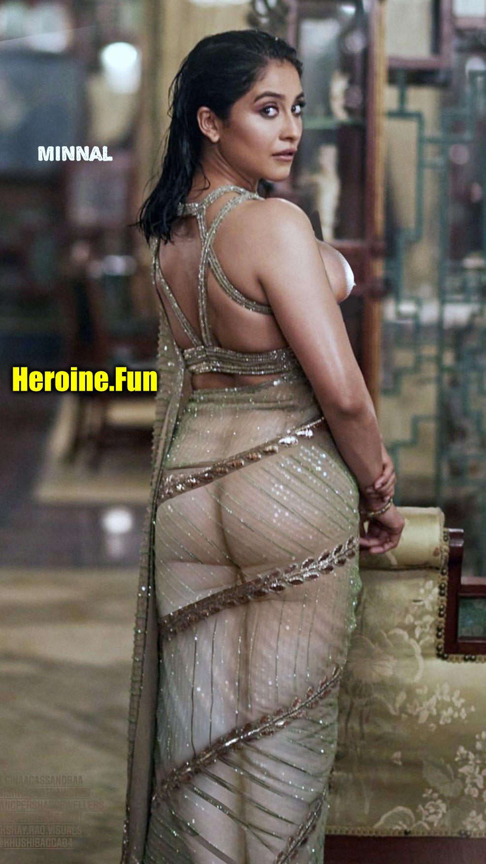 Regina Cassandra x ray ass line see through topless nude boobs