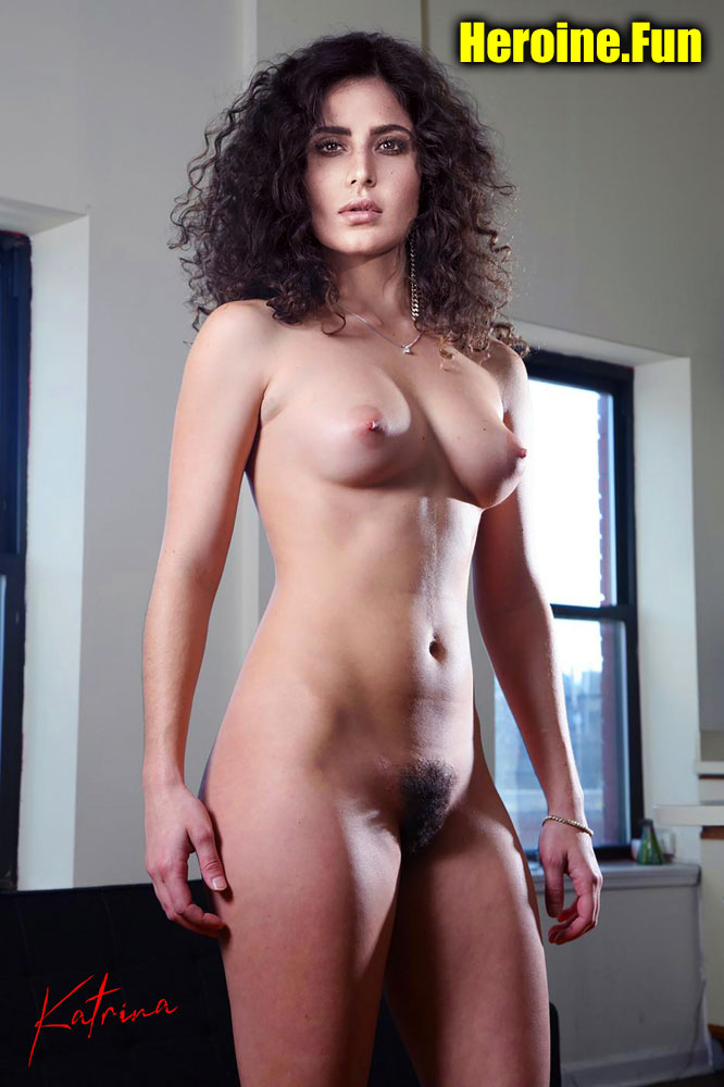 Small boobs Katrina Kaif hairy pussy naked body HD no dress
