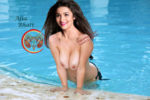 Alia Bhatt Naked masturbating pussy Images