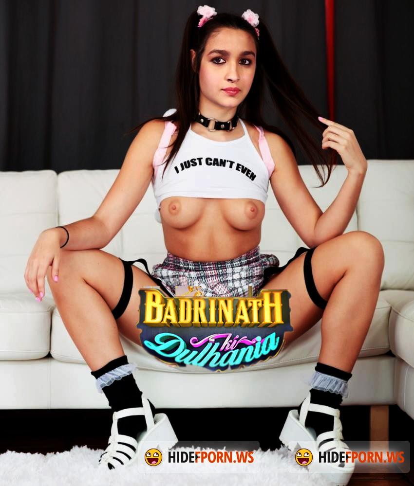 Alia Bhatt nude hairy pussy photo