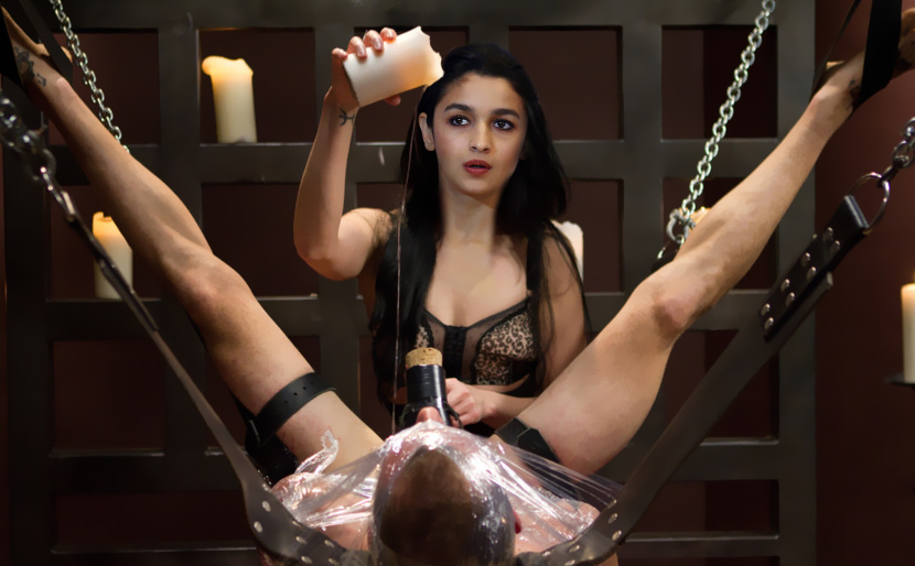 Alia Bhatt nude south indian actress