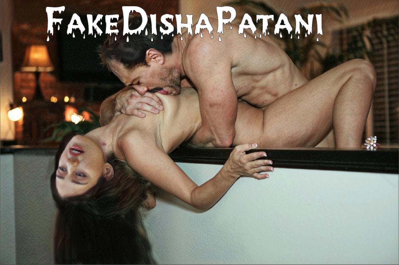 Disha Patani showing cleavage photos