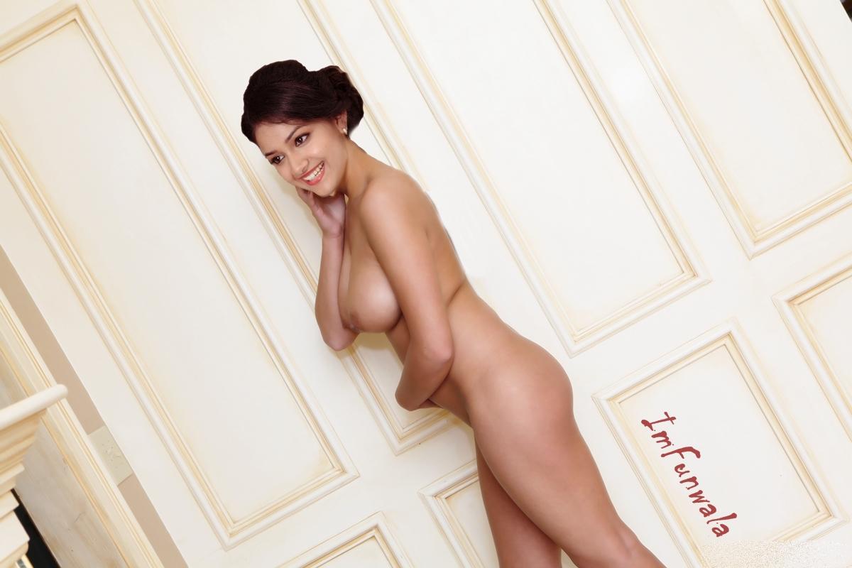 Keerthy Suresh Nude Showing her Boobs n Pussy Fake
