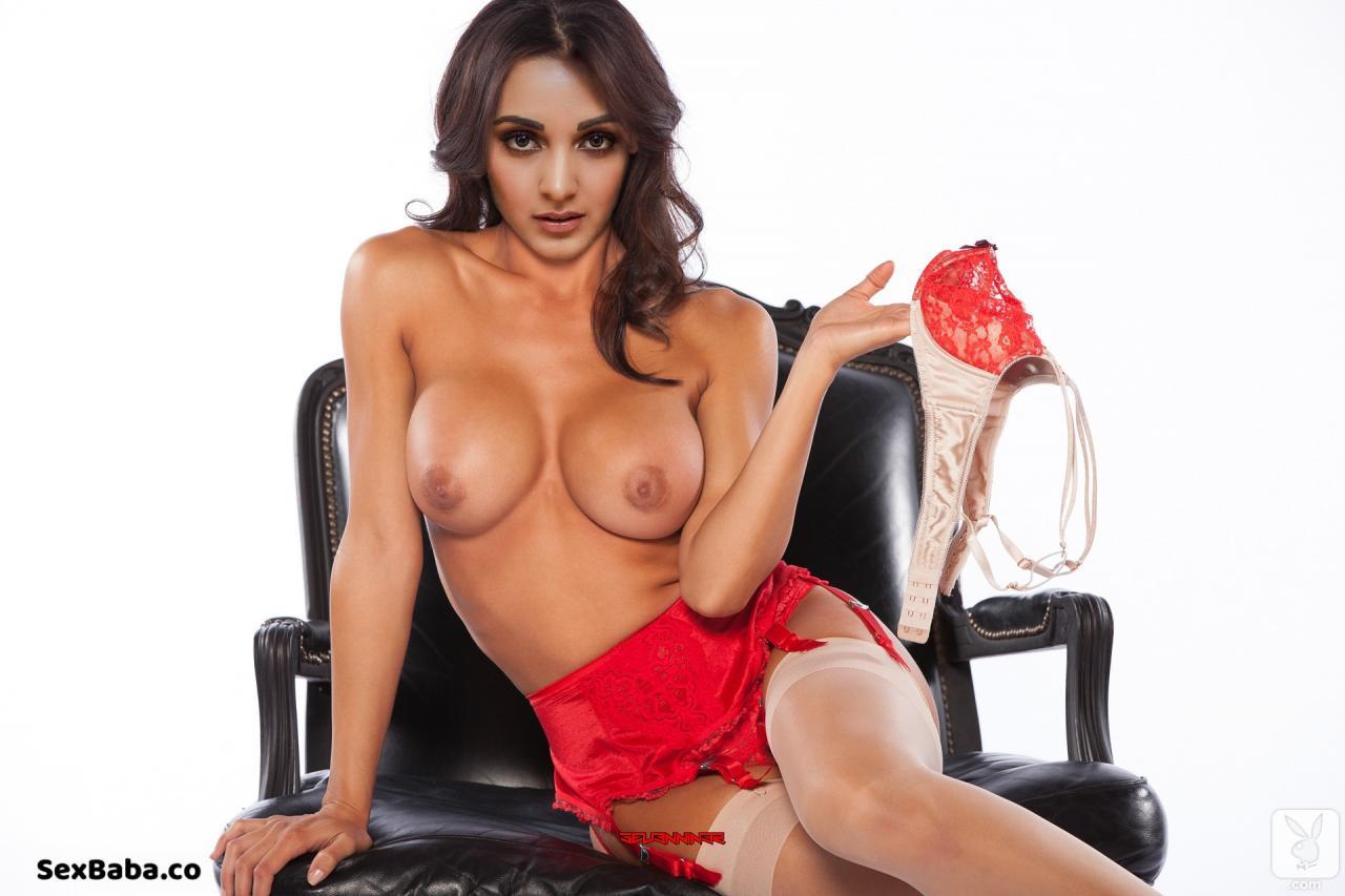 Kiara Advani caught sucking cock