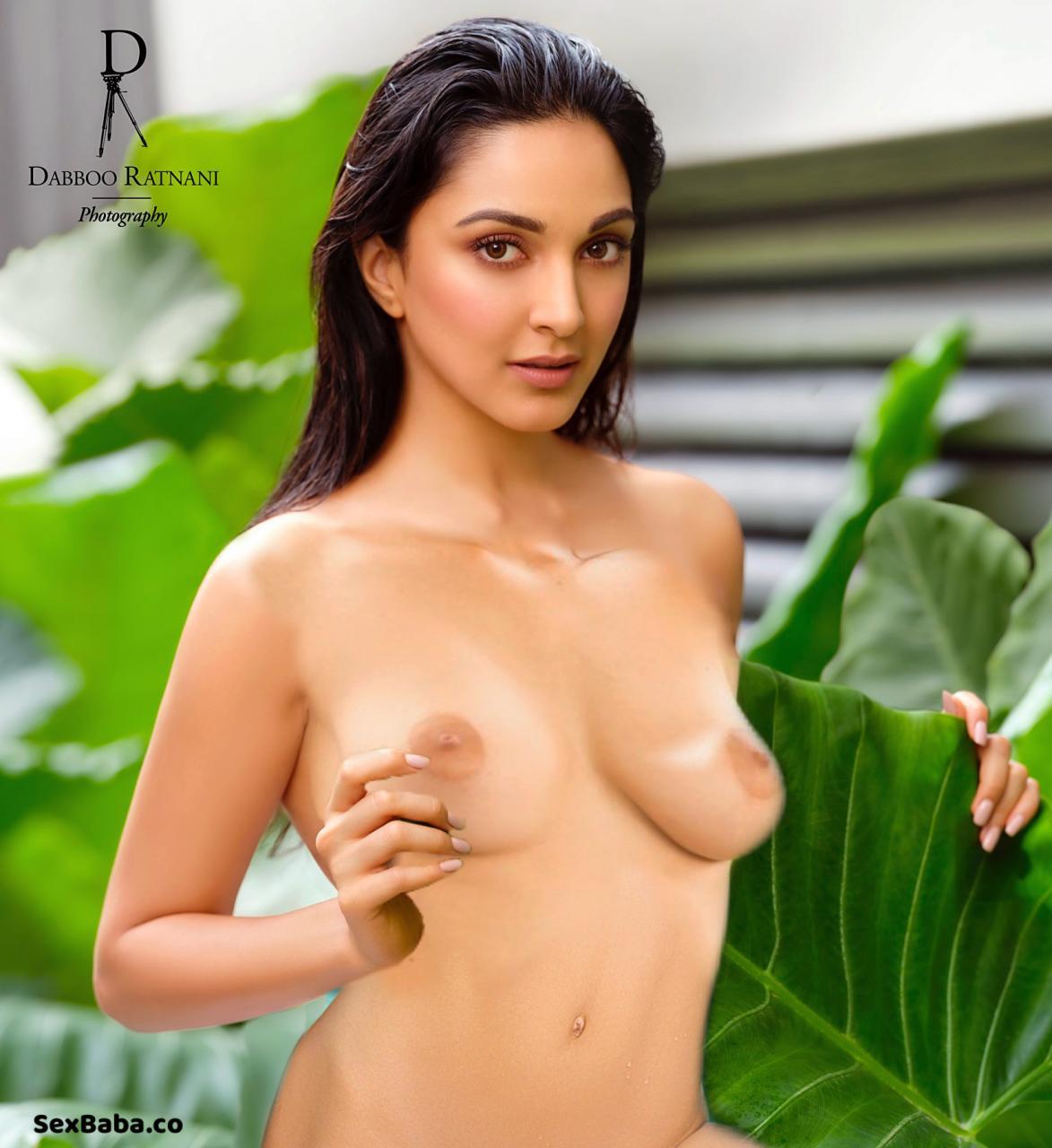 Kiara Advani Nude and naked sexy hot fuck Images