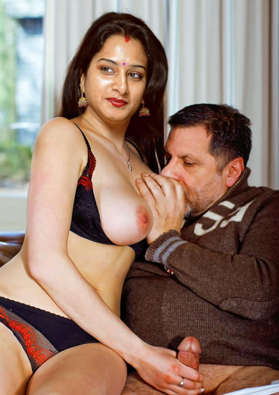 sridevi kumar Nude Showing her Boobs n Get Fucked Fake